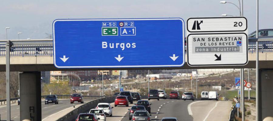Levantamiento excepcional de las restricciones al tráfico de camiones en la A-1, AP-1 y N-I
