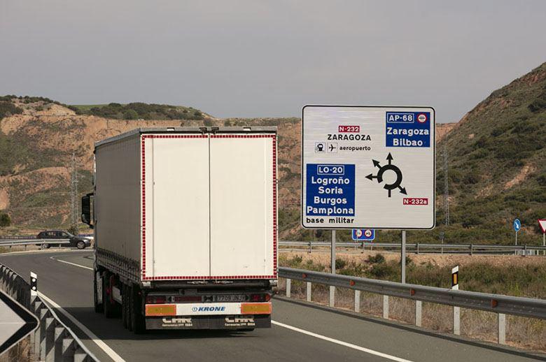 Una nueva sentencia declara nulo el desvío de camiones a la AP-68