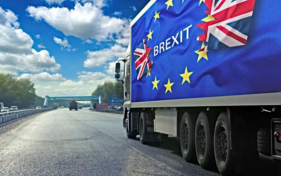Así serán los controles fronterizos que el Brexit establecerá para el transporte de mercancías