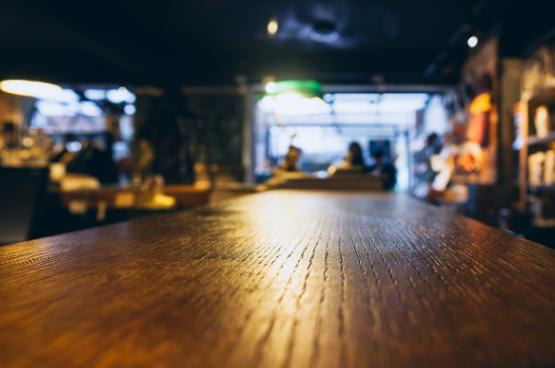 Cierre de bares y restaurantes