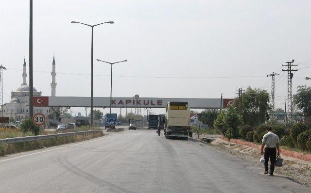 Los camiones que salgan de Turquía por el puesto fronterizo de Kapikule deberán reservar número de cola