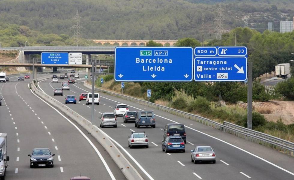 Cataluña levanta la prohibición a la circulación de camiones en la AP-7, AP-2, C-25 y A-2