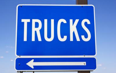 Italia permite la circulación de camiones los próximos tres fines de semana de enero