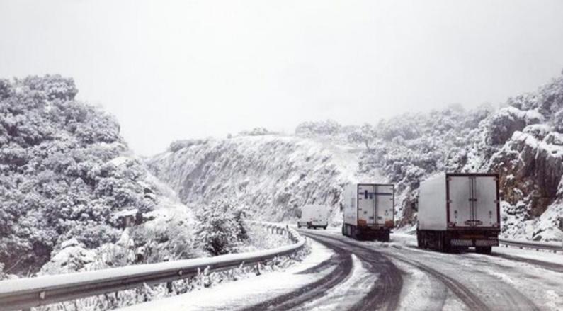 Excepción a la circulación en Cataluña para los vehículos de suministro esencial