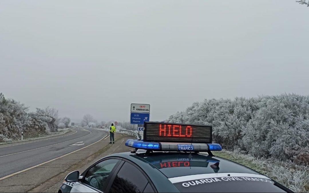 Al menos 693 carreteras continúan afectadas por el temporal Filomena, 168 están cortadas