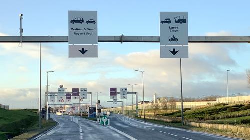 Reino Unido habilita nuevos puntos para que los conductores puedan realizarse la prueba Covid-19