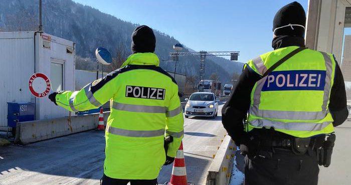 Controles fronterizos Alemania