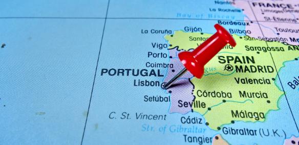 Estos son los pasos fronterizos abiertos entre España y Portugal