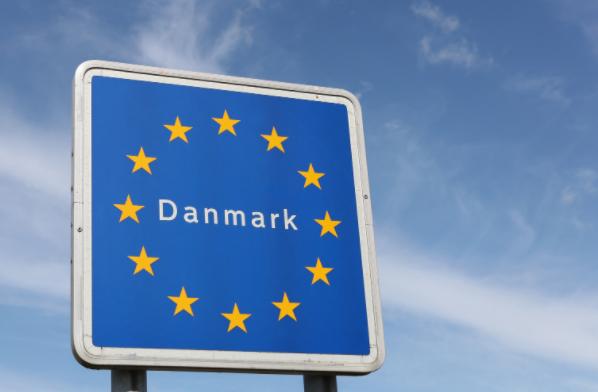 Señal Dinamarca