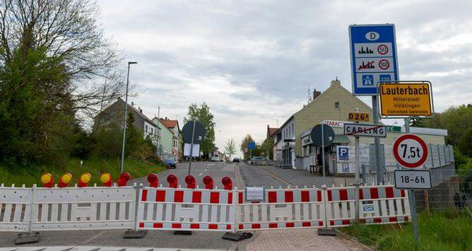 Alemania declara la región francesa de Mosela como zona de variante preocupante y los conductores tendrán que hacerse una PCR