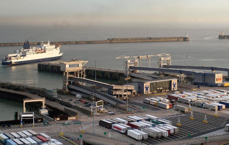 El Kent Access Permit ya no es necesario para viajar hacia la UE desde el Puerto de Dover o el Eurotúnel