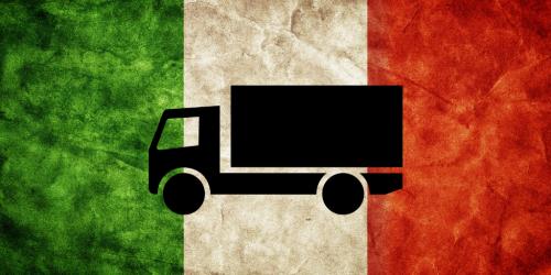 Italia elimina las restricciones a la circulación de camiones los fines de semana del mes de abril