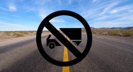 Restricciones a la circulación de camiones en Tirol el próximo miércoles 2 de junio