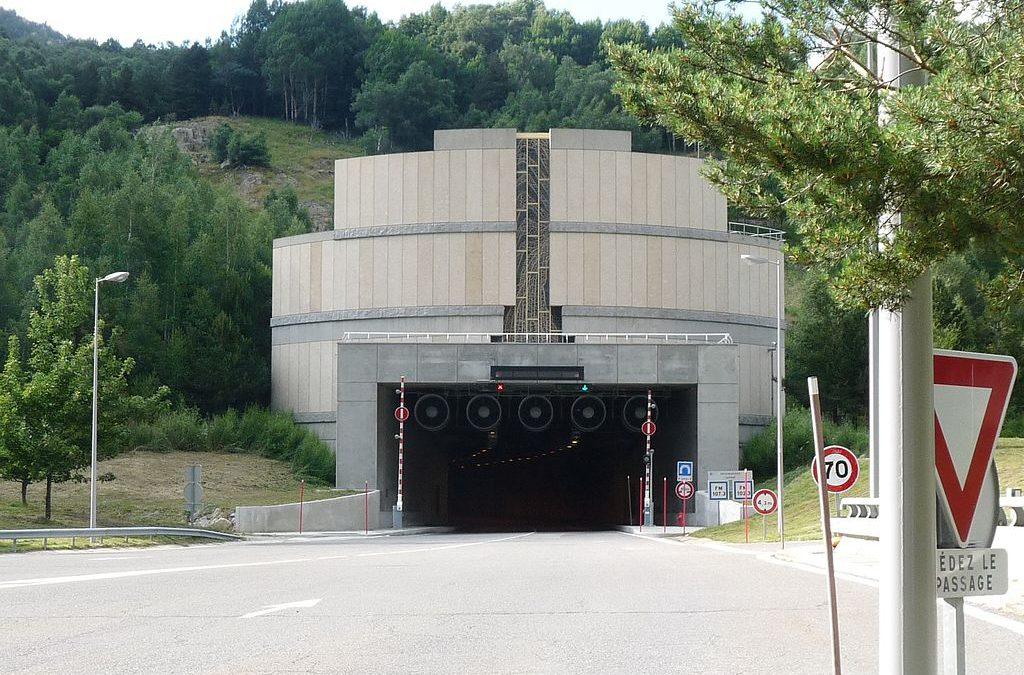 Cierre del túnel de Puymorens hasta el próximo jueves 10 de junio