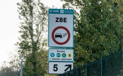 La IRU pide que se exima a los vehículos comerciales de las restricciones de acceso a las ciudades