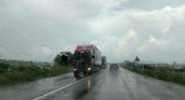 Las lluvias y tormentas vuelven con fuerza a partir de la tarde de este jueves y se extenderán durante el fin de semana