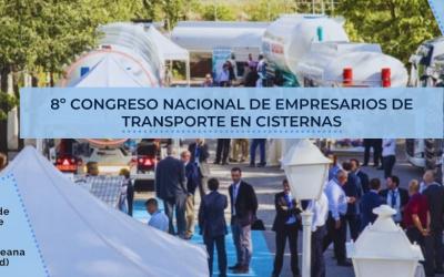 CETM celebra el 8º Congreso Nacional de Empresarios de Transporte en Cisternas los días 19 y 20 de octubre