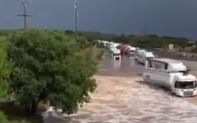Alerta en cuatro departamentos franceses por lluvias, tormentas e inundaciones