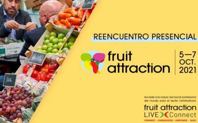 CETM-Frigoríficos y FROET participan en la Fruit Attraction 2021 que se celebrará del 5 al 7 de octubre