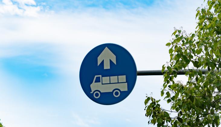 Estas son las exenciones a la prohibición para los camiones los domingos en la AP-7