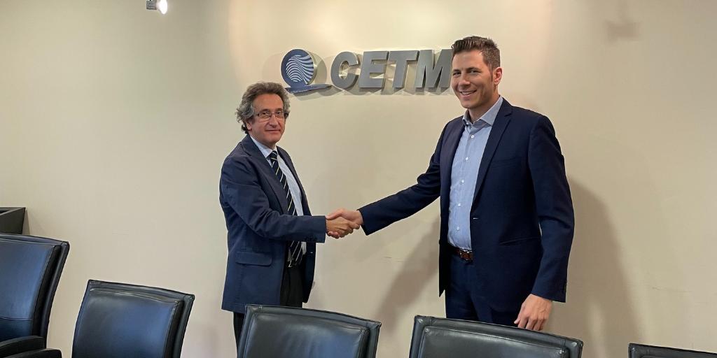 La CETM y el registro de morosos ICIRED firman un acuerdo para reducir los impagos en el sector